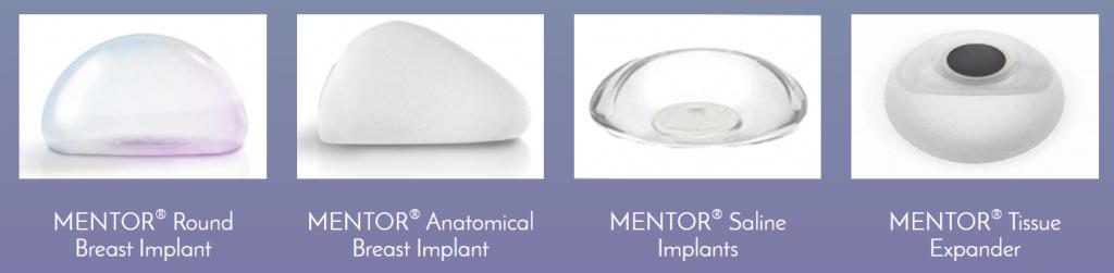 mentor breast implants singapore
