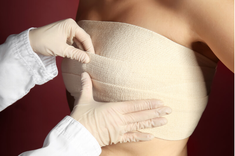 special bra to wear after breast augmentation